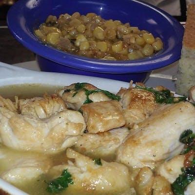 Velvet Chicken