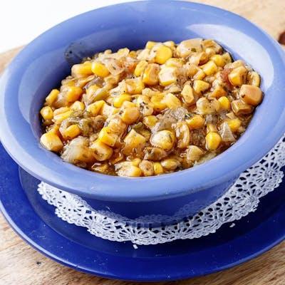 Side Corn Macque Choux