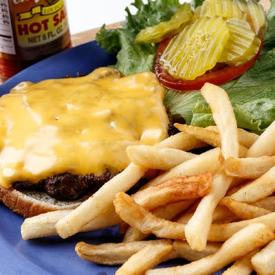 Kid's Hamburger