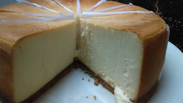 Tall Cheesecake