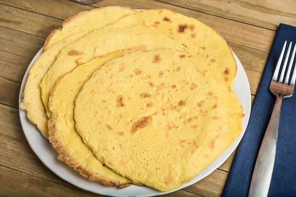 Paleo Tortillas