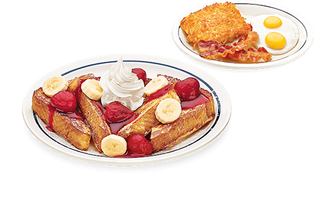 Create Your Own Breakfast Combo