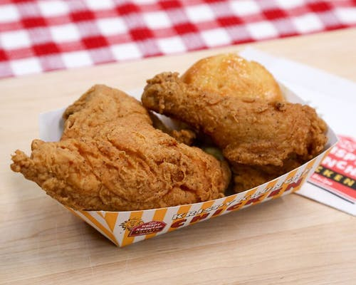 (4 pc.) Krispy Chicken
