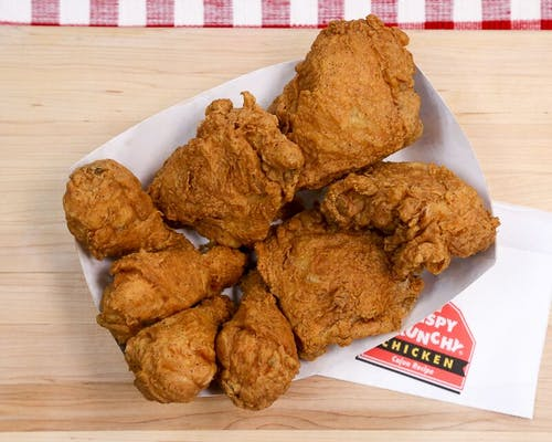 (8 pc.) Krispy Chicken