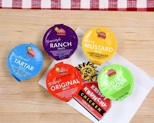 Krispy Homestyle Ranch Sauce