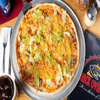 The Taco Pizza
