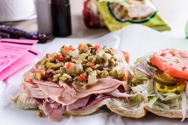 The Frenchuletta Sandwich
