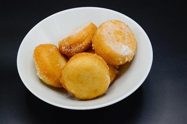 101. Fried Sugar Biscuits