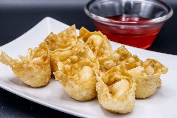 104. Cream Cheese Wontons