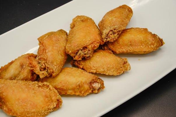 107. Fried Chicken Wings