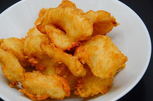 113. Fried Fish