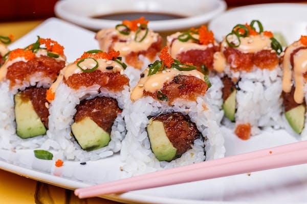 R4. Spicy Tuna Roll