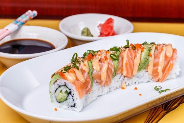 R14. Salmon Roll