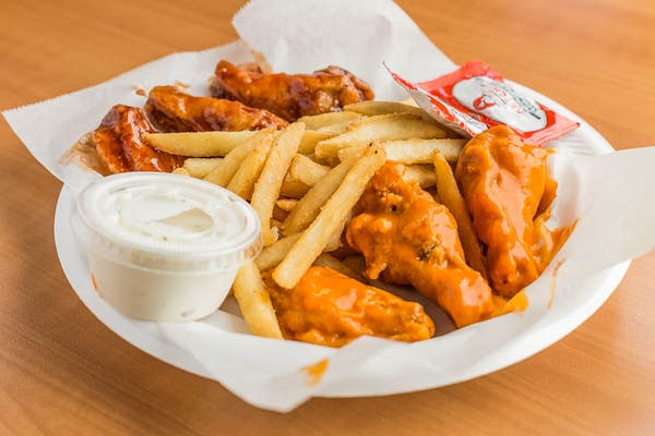 (6 pc.) Party Wings