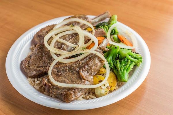 (3 pc.) Lamb Chops