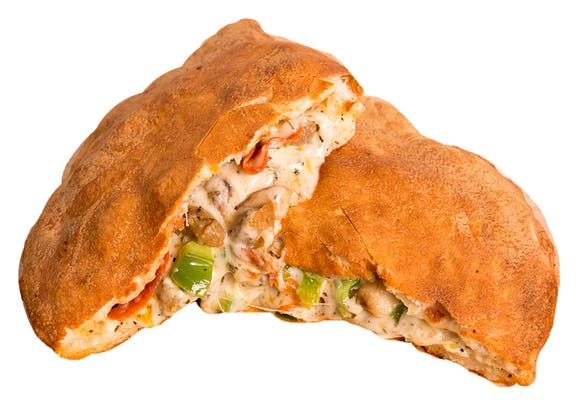 Create Your Own Calzone (Construction Zone)