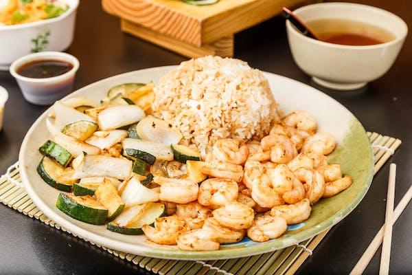 Shrimp Hibachi