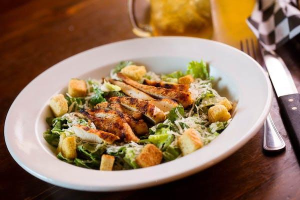 """Big """"A"""" Caesar Salad"""