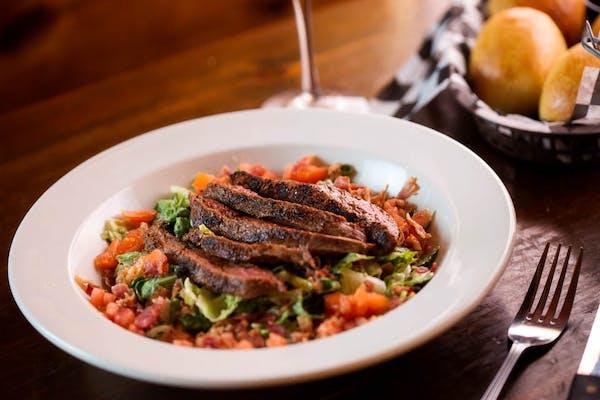 Blackened Sirloin Salad