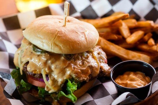 "The Original ""Death Burger"""