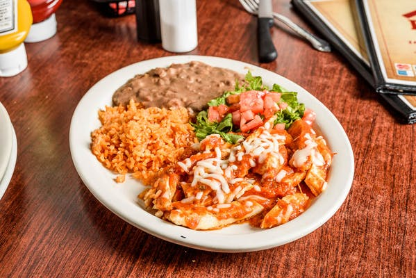 Grilled Chipotle Chicken Plate
