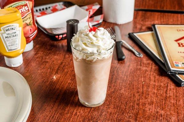 Homemade Milkshake