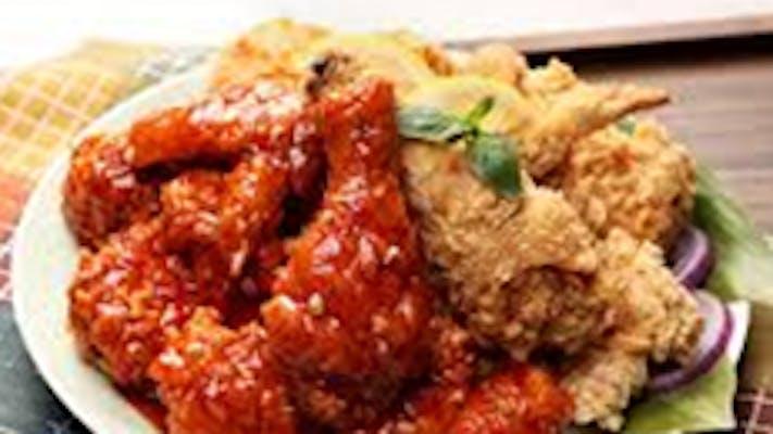 3. Chicken Combo