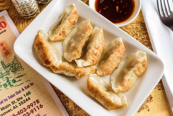 6. Pot Stickers