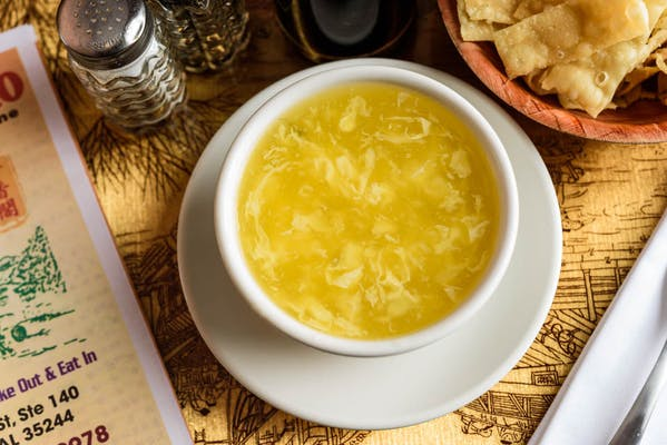 SO1. Egg Drop Soup