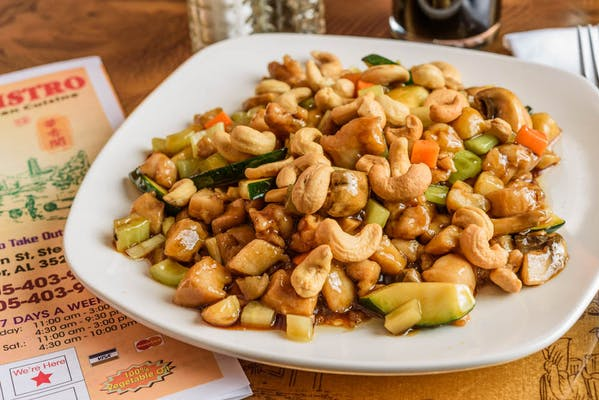 CK5. Cashew Chicken