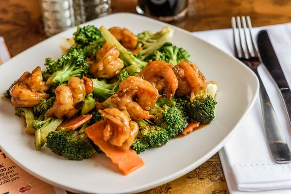 SF5. Shrimp w/ Broccoli