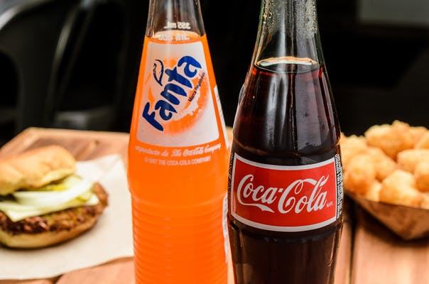Mexican Fanta or Coke