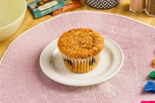 Blueberry Crunch Muffin