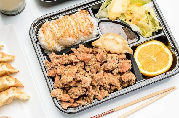 Popcorn Chick Bento Box