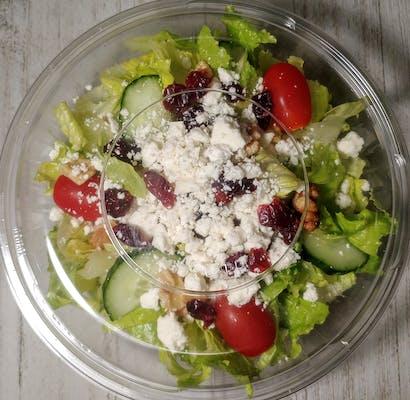 Cranberry, Walnut & Feta Salad