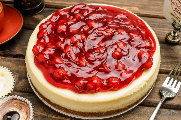 Traditional Cheesecake of the Day (Large)