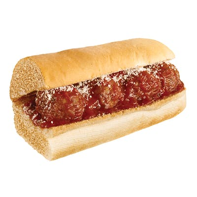 Kid's Meatball Marinara Sub