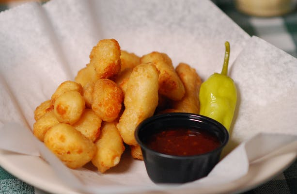 Beer Battered Cheese Curds