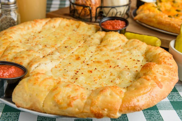 Original Peppers Famous Cheesy Bread