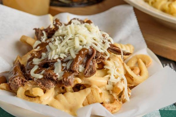 Gravy Style Fries & Tots