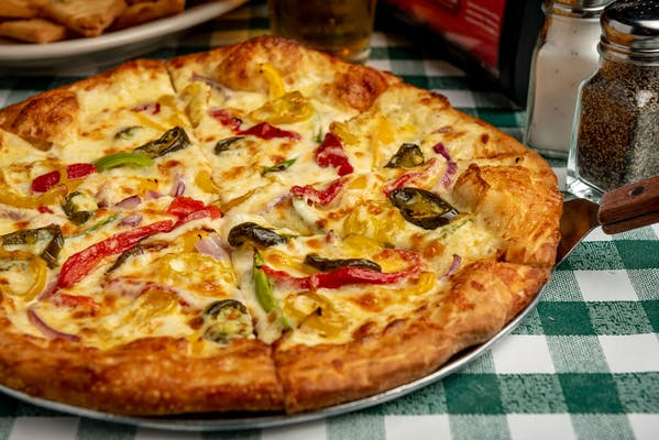 Peppers Sweet Heat Pizza
