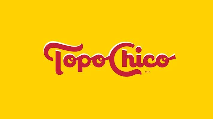 Bottled Topo Chico