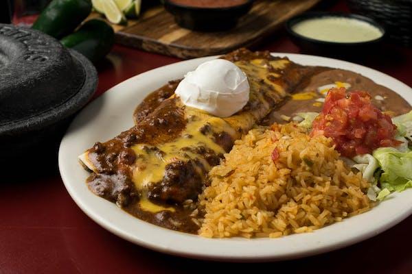Del Rio Burrito