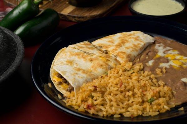 Lunch Quesadilla