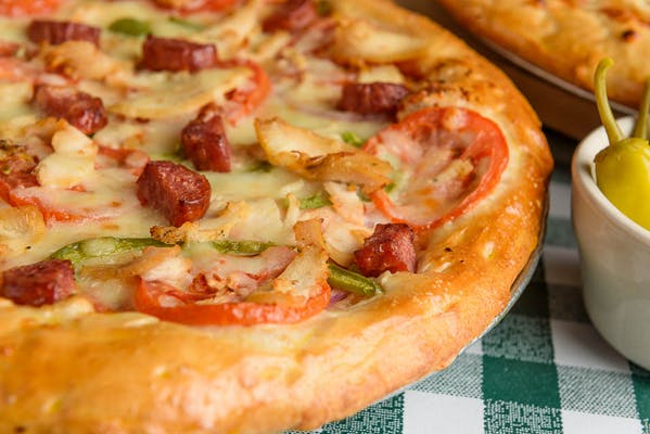 Jambalaya Pizza