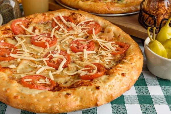 Smokehouse BBQ Chicken Pizza