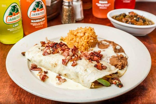 Margaritas Burrito