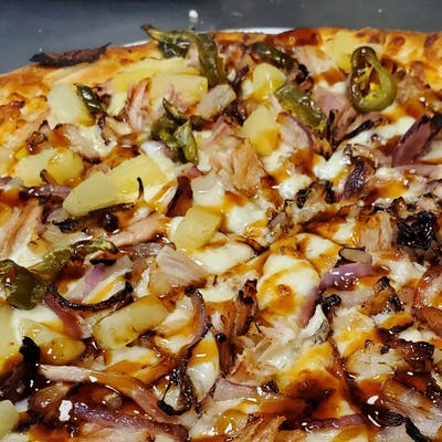 Big Island Pizza