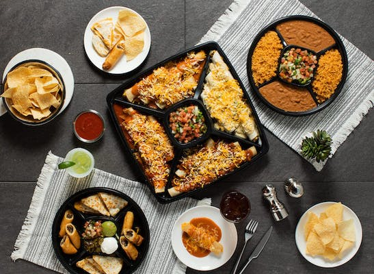 Enchilada Party Platter