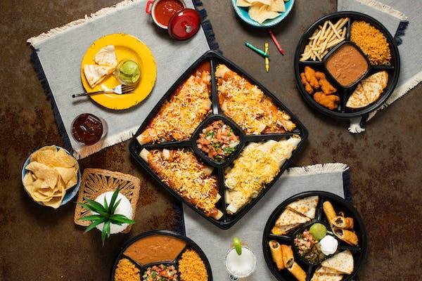 Enchilada Family Platter